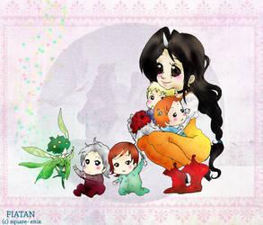 Final Fantasy Lullaby by Fiatan