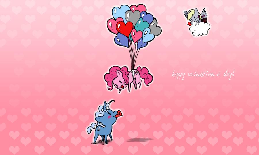 Valentine Wallpaper by Fiatan on DeviantArt
