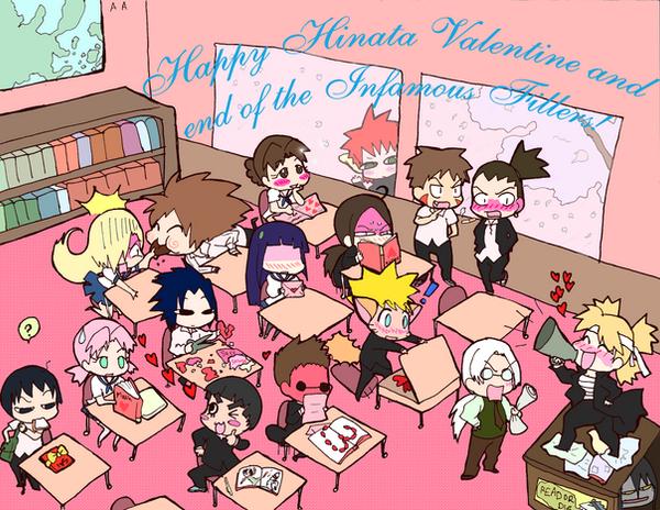 Hinata Valentine by Fiatan