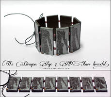 The Dragon Age 2 All Stars bracelet