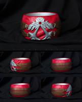 Assassin's Creed - Ezio cuff 2 by tishaia