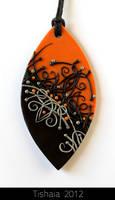 Something orange by tishaia