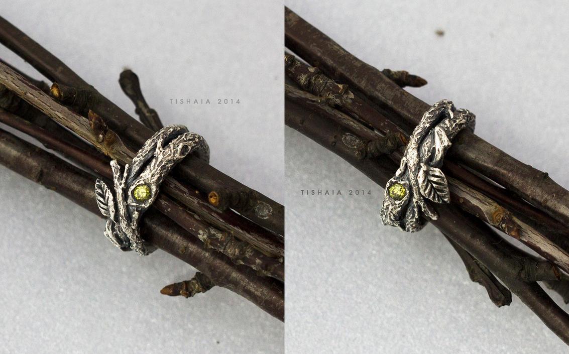 Silver sticks by tishaia