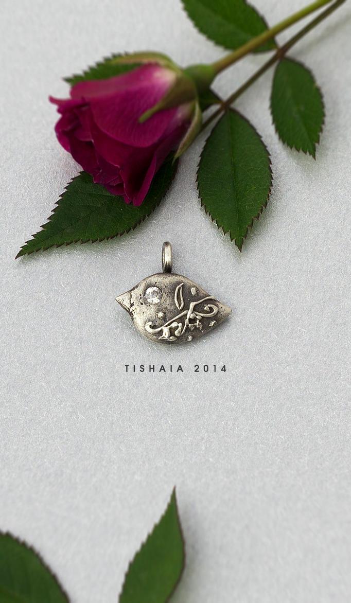 Silver birdie by tishaia