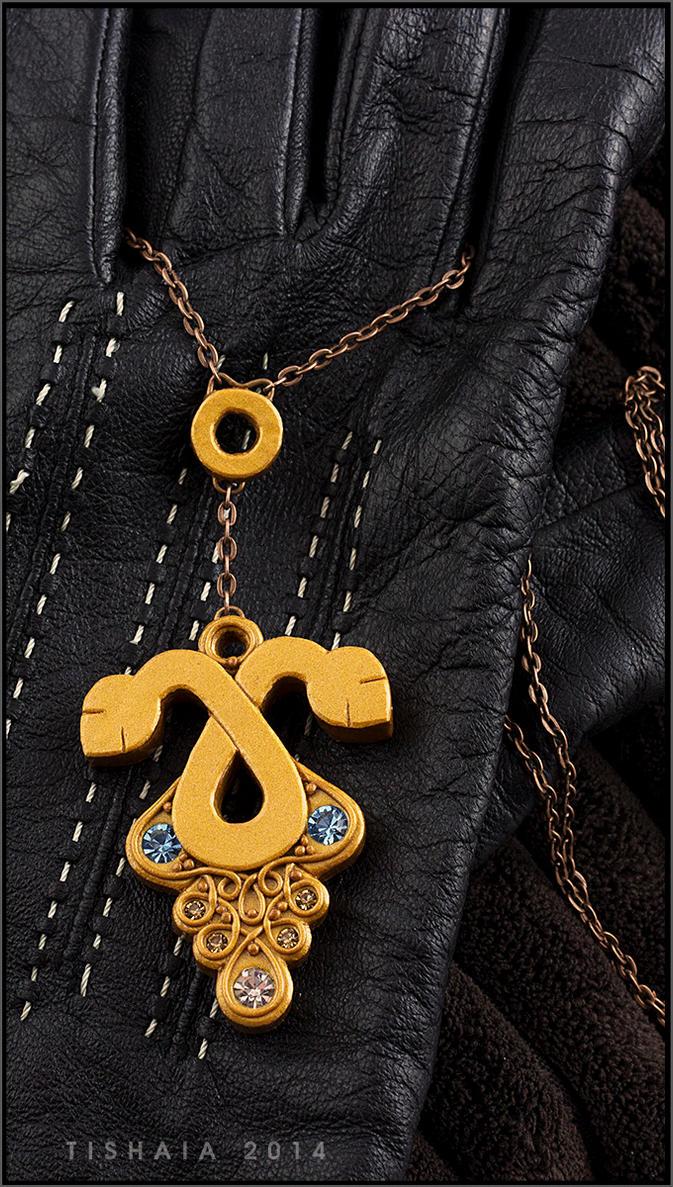 Dorian's pendant - DA:I fanart by tishaia