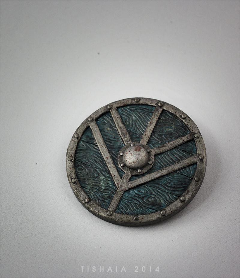 Lagertha's Shield by tishaia
