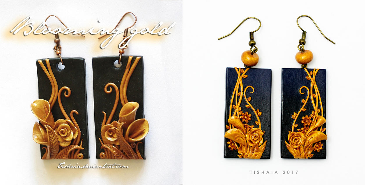 Make it again: Blooming gold by tishaia