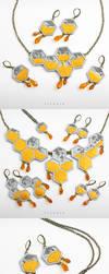 Honeycomb by tishaia