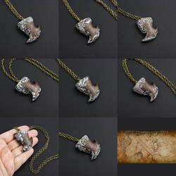 Iron's Bull Kadan pendant series