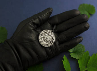 Cullen's lucky coin