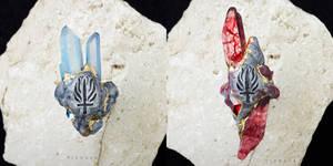 Templar Lyrium rings