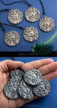 Cullen's lucky coins