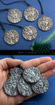 Cullen's lucky coins by tishaia