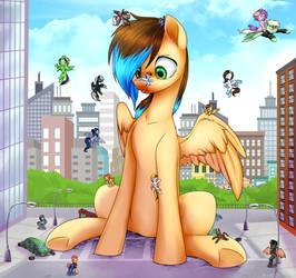Big City Pony