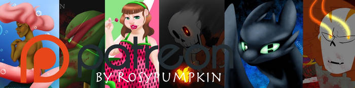 Patreon By RosyPumpkin!!! by RosyPumpkin
