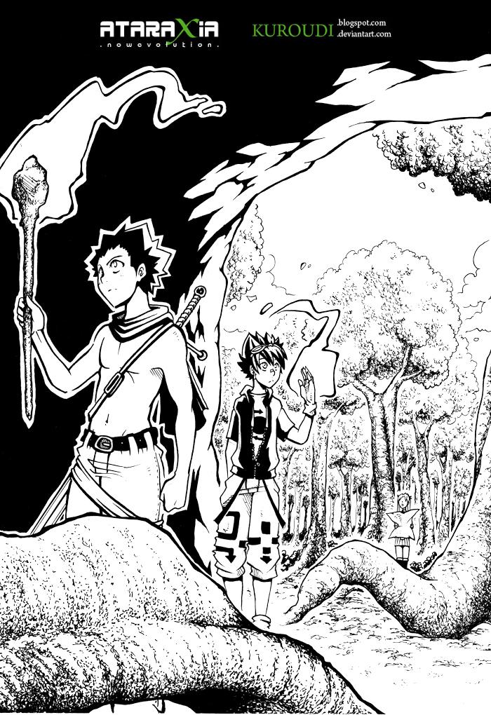 Ataraxia vol.3 Promo 03 by Kuroudi