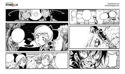Ataraxia vol.4 panels by Kuroudi