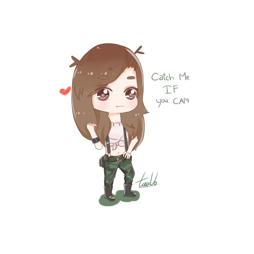 "FanArt Yoona ""Catch Me If You Can"" Fanart_yoona___catch_me_if_you_can_by_tieuvo-d8niwzw"