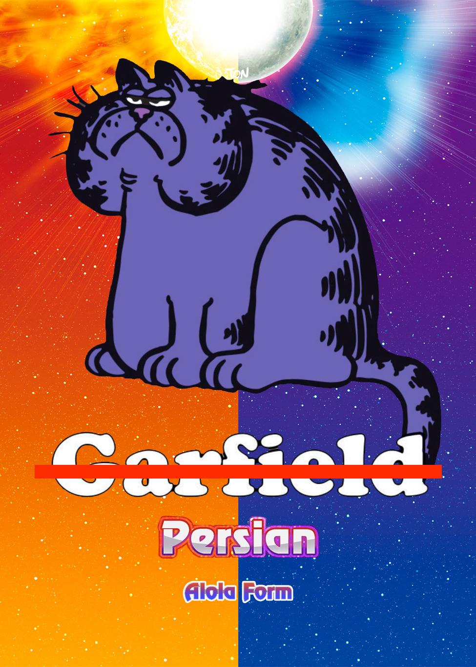 Persian Alola form by TonAlleks on DeviantArt