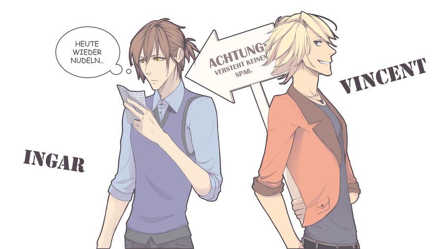 Newcomers by KuroKohaku