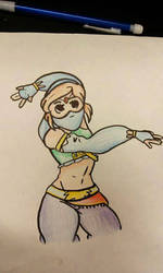 Link (botw) Fan Art Fun