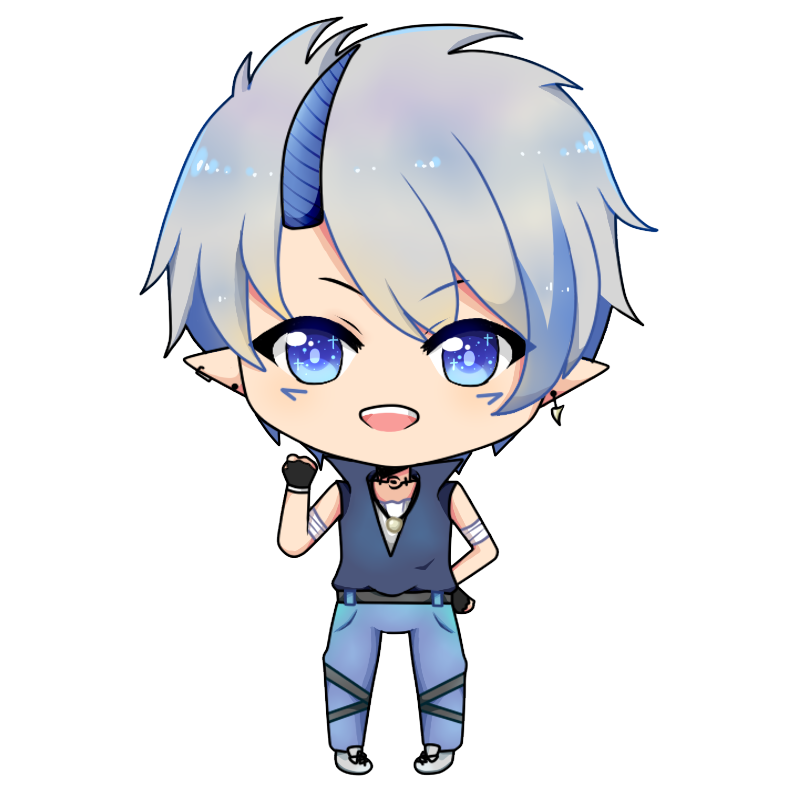 Chibi boy by Mayosoi on DeviantArt