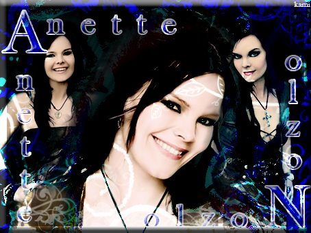 Anette Olzon. by rockami