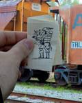 4-Train-Sailer by artjte
