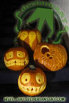Pumpkins at the Pharmacy for the Carillon