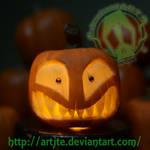 sm Pumpkin #4 by artjte