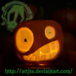 sm Pumpkin #2 by artjte