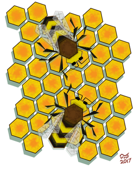 Flying Hive
