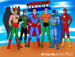 Filmation's Justice League