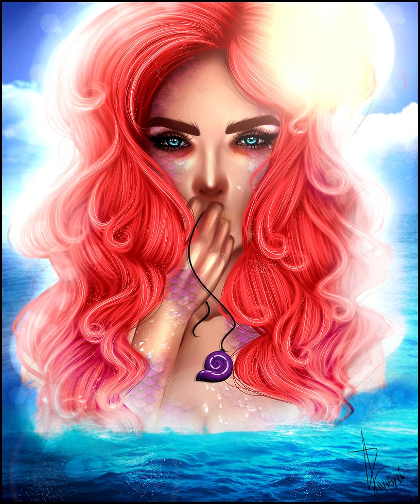 The Little Mermaid by Zephiex
