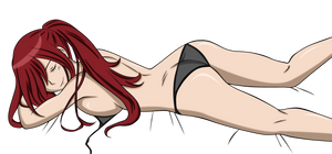 Erza-sama is the best! by HatakeMatsumi