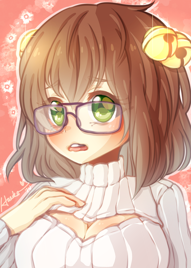 sweater weather by harukatsune