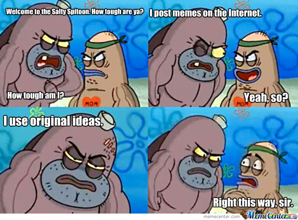 Cartoon Meme 8 by Kirby1250 on DeviantArt