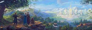 Return to Avantasia by sswanderer
