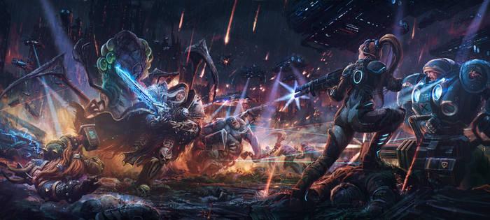 Heroes of the storm: Rhapsody