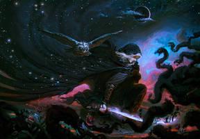 Nightspirit by sswanderer
