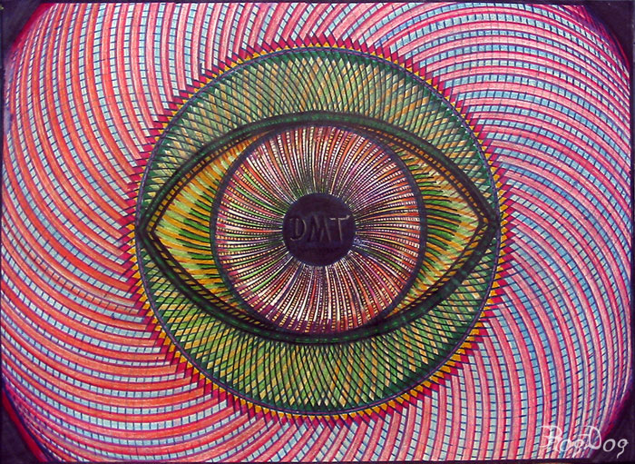 DMT Eye by rogdog on DeviantArt