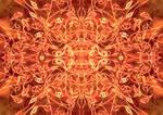LSD vision - Wrathful Deity II
