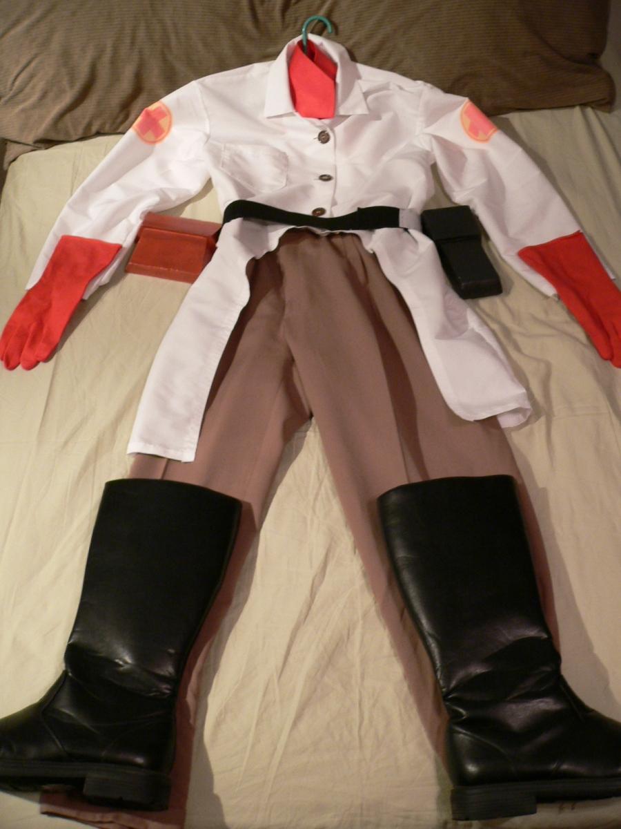 Medic Costume by KobyashyMaru