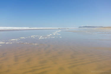Peaceful Beach by Kapa-V