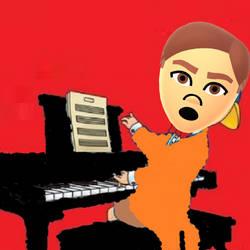 Tuxedo Piano Declan