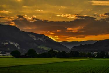 Sunset by kamm81
