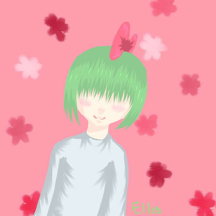 SD: Ellis by jinuro