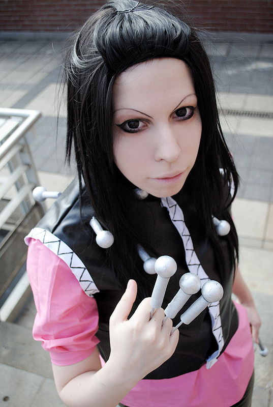 HunterxHunter : Illumi by Rociell