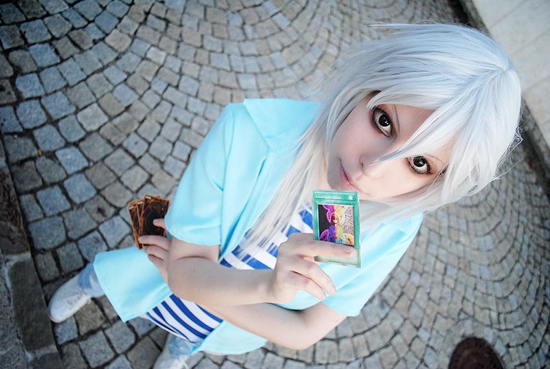 YGO : Bakura by Rociell