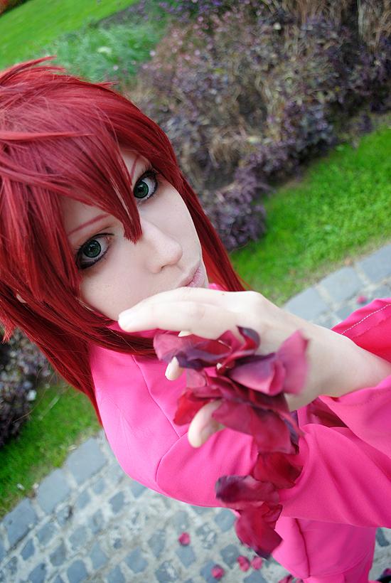 YYH : Kurama by Rociell